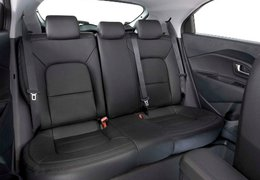 Leather upholstery FIRENZE 5 seats Optima
