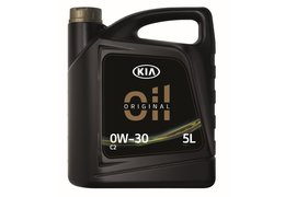KIA ENGINE OIL-0W30 C2 5L