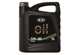 KIA ENGINE OIL-5W30 A5/B5 5L