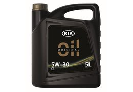 KIA ENGINE OIL-5W30 C3 5L