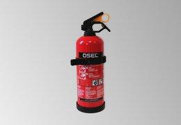 Powder extinguisher type GP-1Z BC/AP 1kg