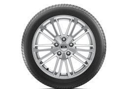 """Alloy wheel set 17"""", Osan"""