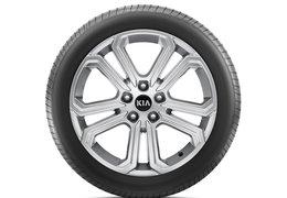 "Alloy wheel set 18"", Masan Silver"