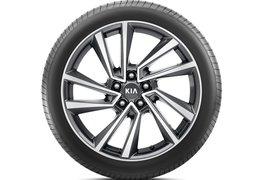 """Alloy wheel set 19"""", Yongsan Bicolour"""