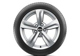 """Alloy wheel set 17"""", Type A"""