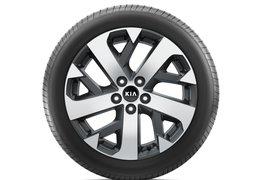 """Alloy wheel set 18"""", Type A"""