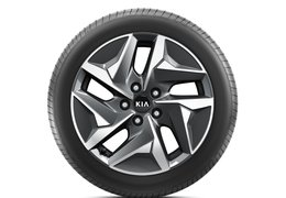 "Alloy wheel set 17"", Type B"