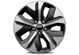 "Alloy wheel set 17"" Niro EV"