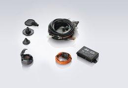 Towbar wiring kit 7p